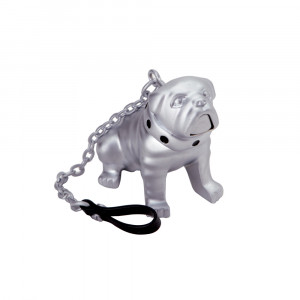 Briefbeschwerer & Büroklammernhalter Bulldog, magnetisch