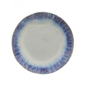 Brisa Teller flach ø 26.5 cm blau