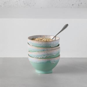 Latte Bowls - Schale ø 14.5 cm, aqua