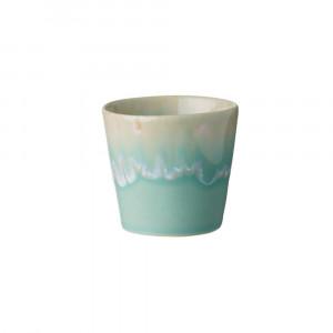 Grespresso Becher für Kaffee aqua