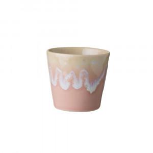 Grespresso Becher für Kaffee rose
