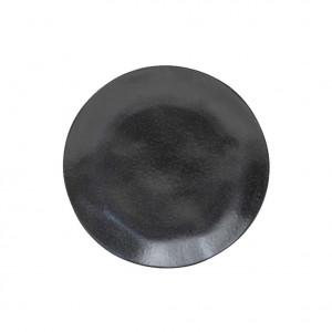 Riviera Teller flach ø 21 cm sable noir