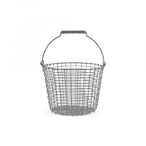 Korbo Bucket 16 L, ø 32 cm, Drahteimer galvanisiert