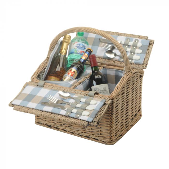 picknickkorb colmar f r 2 personen. Black Bedroom Furniture Sets. Home Design Ideas