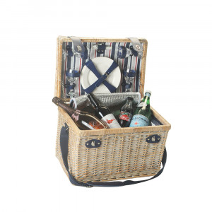 Picknickkorb Ribeauvillé, für 4 Personen