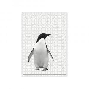 Küchentuch Pinguin, present time