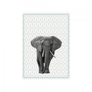 Küchentuch Elefant, present time