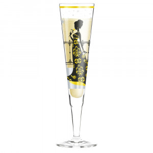 Champagnerglas Carolin Körner 2014 Ritzenhoff