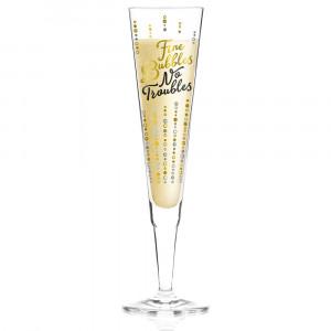 Champagnerglas Oliver Melzer 2018 Ritzenhoff