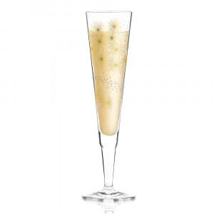 Champagnerglas Lenka Kühnertová 2019 Ritzenhoff