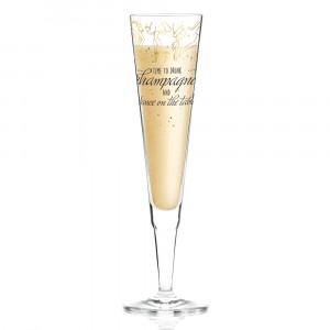 Champagnerglas Natalie Yablunovska 2019 Ritzenhoff