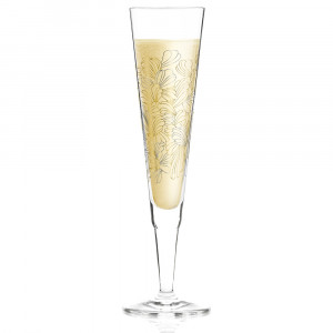 Champagnerglas Lenka Kühnertová 2020 Ritzenhoff