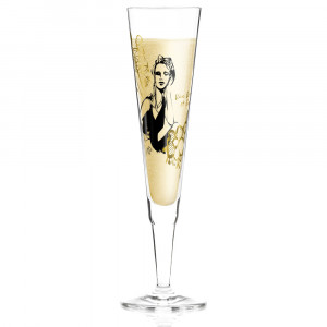 Champagnerglas Peter Pichler 2020 Ritzenhoff