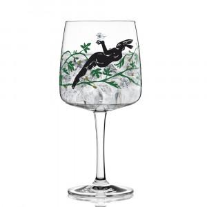 Gin Glas Karin Rytter 2020, Hase, Ritzenhoff