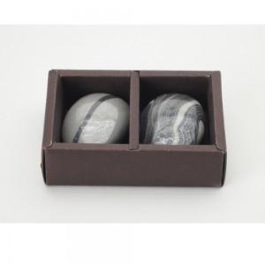 Seife in Steinoptik - Stonesoap 2er Set 2 x 40 gr